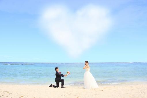 プロポーズされたら